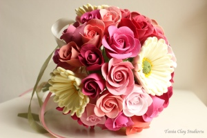 Round Bouquet TCS