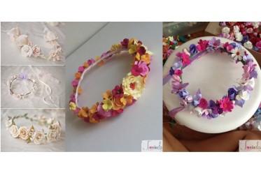 flower girls tiara