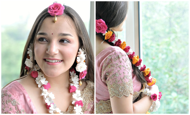 Flower Jewellery For Mehndi Uk : Beautiful latest bridal jewellery designs jewellry's website